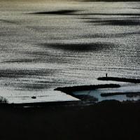 『冬の海』 鈍色に