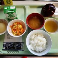 12月6日の入院食。