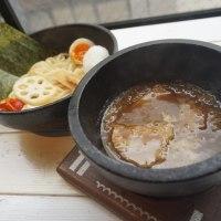 スープカレ&カレつけ麺ハマカレ@横浜 とっても面白い「カレつけ麺」ですよー!