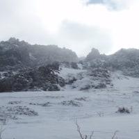 八ヶ岳 赤岳 南峰リッジとアイスクライミング体験
