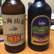 八海山泉ビール(新潟県)&銀河高原ビール(岩手県)