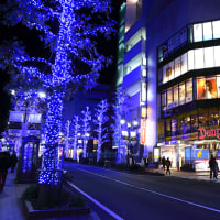 東京散歩 レトロ&イルミ Part 1