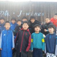 新U-10.9.8J-wings春キャンプ二日目/キントバリオ
