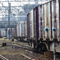貨物列車 EF510-18