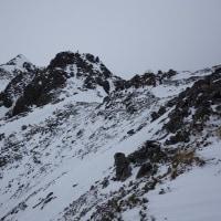 雪山足慣らしで、西穂独標に行ってきました。 20160108