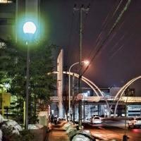 札幌の夜を徘徊シリーズ 白石駅近辺