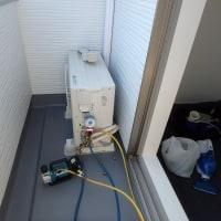 千葉県柏市 新築エアコン移設工事