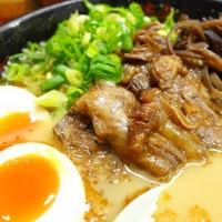 味千ラーメン 流川本店のパイクー麺とお買い物