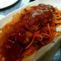 カツスパゲティ