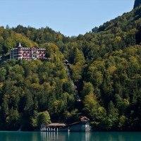 Grandhotel Giessbach、スイス Grandhotel Giessbach, Switzerland