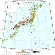考察  昨日の余波を受けて沖縄近海で地震がありましたが、M4クラスにおさまっています。