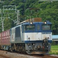 2017年6月20日 総武本線 物井  EF64-1005 1094レ