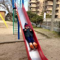 公園そしてマクド