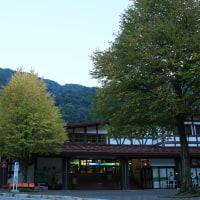立山に行って見よう。 立山駅