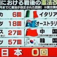 護国改憲阻止! 逆賊テロ協賛朝日民進等!?