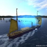 大航海時代Online 『蒸気船』速度編