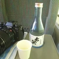 木曽の酒「七笑」