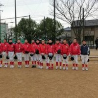 HiOKAパワーズと6年生最後の試合