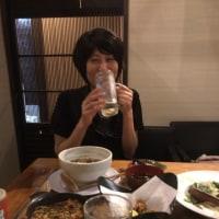 楽しかった食事。
