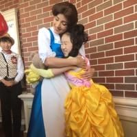 2016次女バースデーディズニー・14〜ベルを探して〜