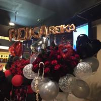 おめでとうございます♡ /ぞんび REIKA生誕祭「渋谷区桜丘町ツーバス乱射事件」 2017.4.15 渋谷DESEO