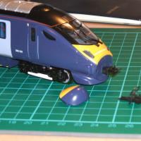 Hornby Class 395 Inter-unit coupler