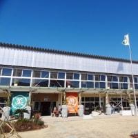 旧保田小学校が道の駅に・・・