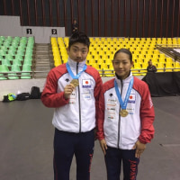 第7回東アジアシニア及び第6回東アジアジュニア&カデット空手道選手権大会 結果報告