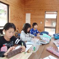 お泊まり保育☆野外教室でミーテイングpart123