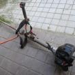 草刈り中にエンジンがパタリと止まる草刈機を修理