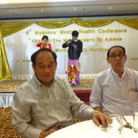 大臣に聞いてみた、麻疹とジカ、ミャンマーの現状は?