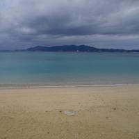 沖縄の海岸 2017年1月