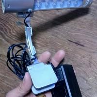 中古 テトラ 小型水槽用LEDライト