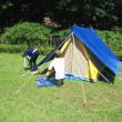 予備キャンプ