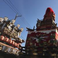 宗方神社秋季例大祭