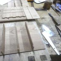 小箪笥の制作