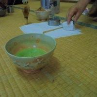 茶道体験 ー10月のサロンー