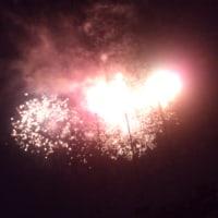 花火大会での記憶