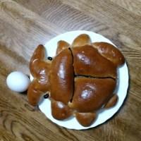 カブトムシのパン