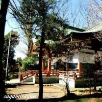 相模国延喜式13社の一つの古社「寒田神社」