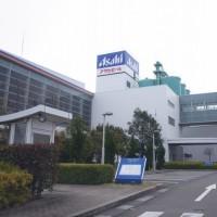 アサヒビール四国工場見学とビールの試飲