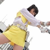 特撮ヒロインアクションシーンyp10/23