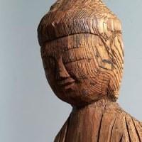 明日から始まる兵庫県朝来市「あさご芸術の森美術館」での円空展