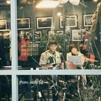 (追)イ・ウォングンさんのinstaより~(´-`*)  クォン・サンウ チェ・ガンヒ主演『推理の女王』~現場写真?