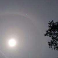 ハロ、日暈