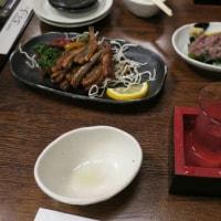 名古屋遠征からのイワシ料理に舌鼓@船橋