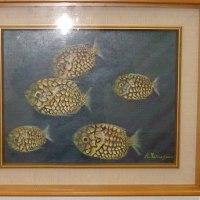 松かさ魚(Fー10号)