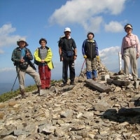 日本三百名山回顧№2、北海道、天塩岳(2百名山)