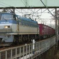 2017年3月28日 東海道貨物線 東戸塚 EF66-129 5094レ