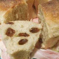 まさかの真夜中パンを焼く 捏ねないパンpart.41